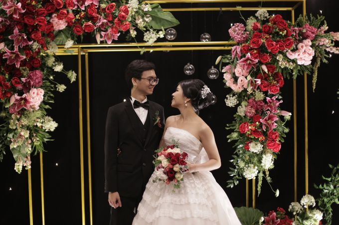 Wedding of Christian & Jane by MERCANTILE PENTHOUSE WEDDING - 011