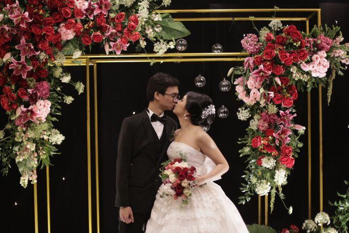 Wedding of Christian & Jane by MERCANTILE PENTHOUSE WEDDING - 012