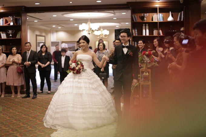 Wedding of Christian & Jane by MERCANTILE PENTHOUSE WEDDING - 010