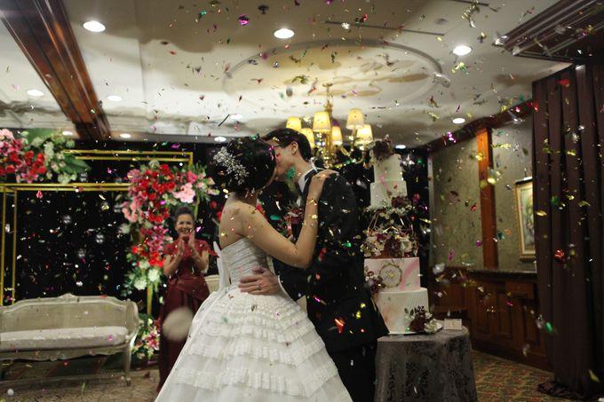 Wedding of Christian & Jane by MERCANTILE PENTHOUSE WEDDING - 013