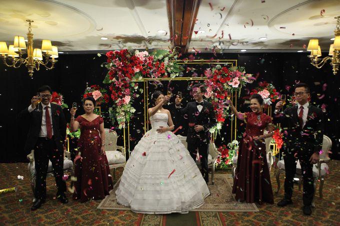 Wedding of Christian & Jane by MERCANTILE PENTHOUSE WEDDING - 014