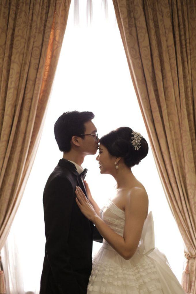 Wedding of Christian & Jane by MERCANTILE PENTHOUSE WEDDING - 016