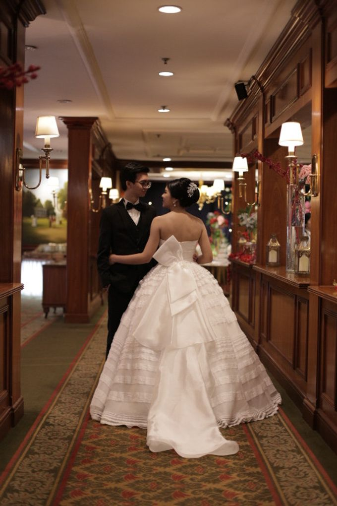 Wedding of Christian & Jane by MERCANTILE PENTHOUSE WEDDING - 018
