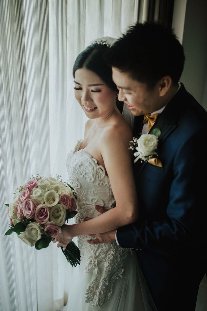 Janice & Buddy Wedding by Sheraton Bali Kuta Resort - 003