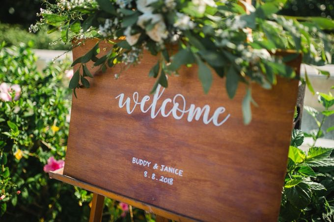Janice & Buddy Wedding by Sheraton Bali Kuta Resort - 004