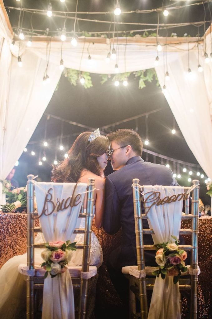 Janice & Buddy Wedding by Sheraton Bali Kuta Resort - 001