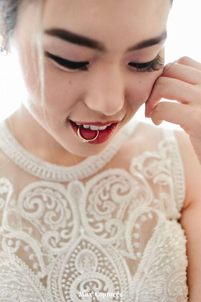 Wedding Ronny & Alina by Hotel Sahid Jaya Lippo Cikarang - 008