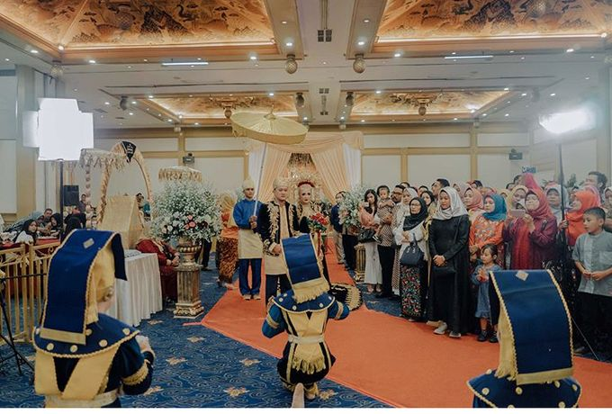 Wedding Harrie & Niken by Hotel Sahid Jaya Lippo Cikarang - 009