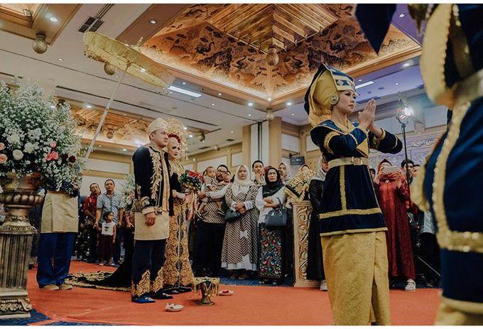 Wedding Harrie & Niken by Hotel Sahid Jaya Lippo Cikarang - 010