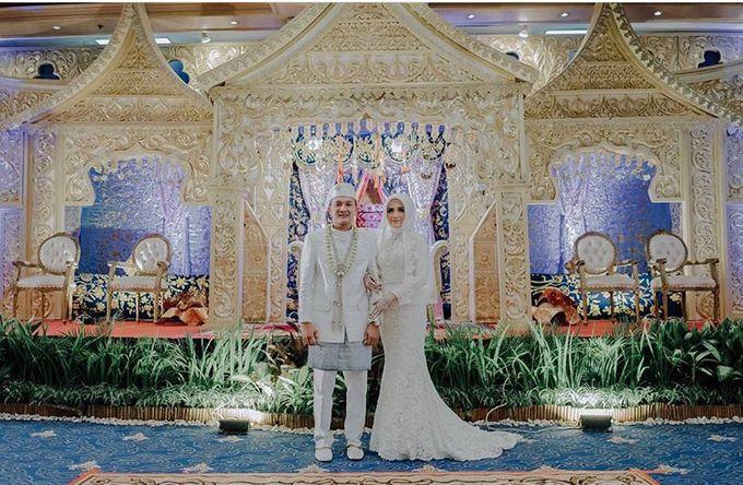 Wedding Harrie & Niken by Hotel Sahid Jaya Lippo Cikarang - 002