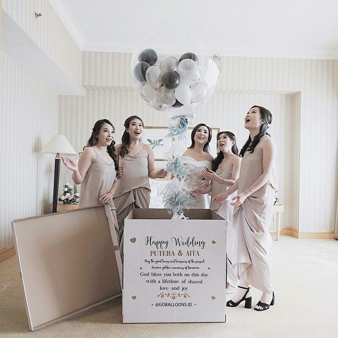 PUTERA & AITA WEDDING by Wong Hang Distinguished Tailor - 007