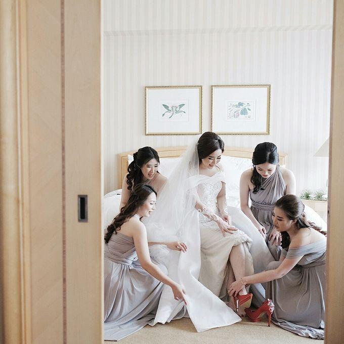 PUTERA & AITA WEDDING by Wong Hang Distinguished Tailor - 008
