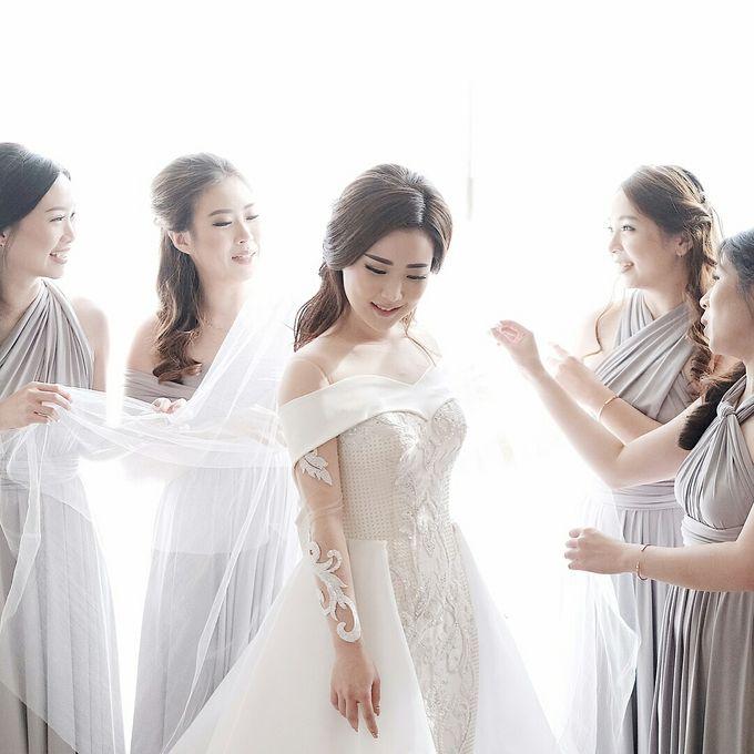 PUTERA & AITA WEDDING by Wong Hang Distinguished Tailor - 010