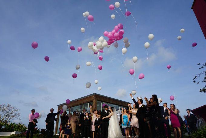 Tanri & Yenny Wedding by Nika di Bali - 010