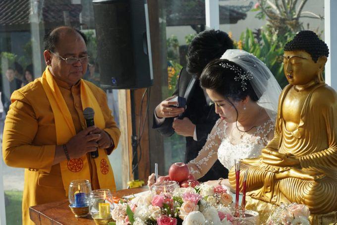 Tanri & Yenny Wedding by Nika di Bali - 013