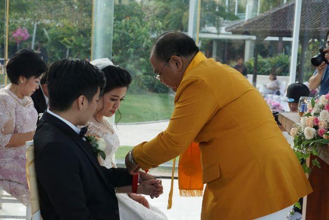 Tanri & Yenny Wedding by Nika di Bali - 014