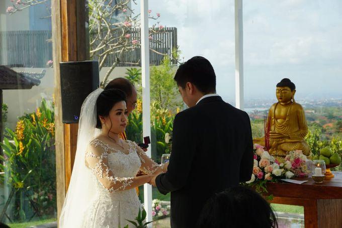Tanri & Yenny Wedding by Nika di Bali - 015