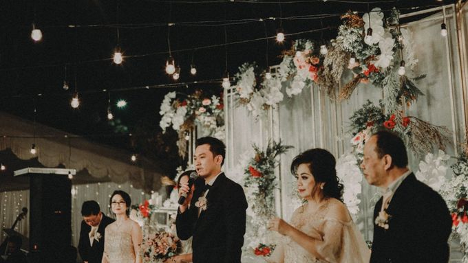 THE WEDDING OF VINCENT & CINDY by Malaka Hotel Bandung - 001