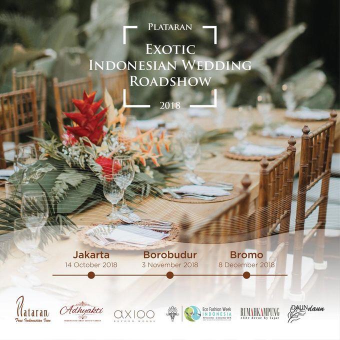 Exotic Wedding Destination Roadshow by Plataran Indonesia - 002