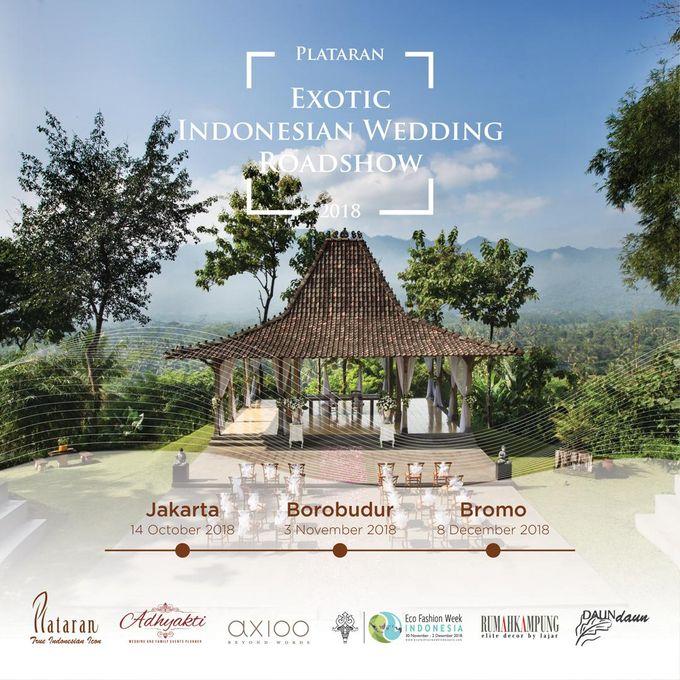 Exotic Wedding Destination Roadshow by Plataran Indonesia - 004