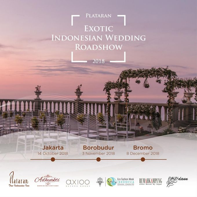 Exotic Wedding Destination Roadshow by Plataran Indonesia - 003