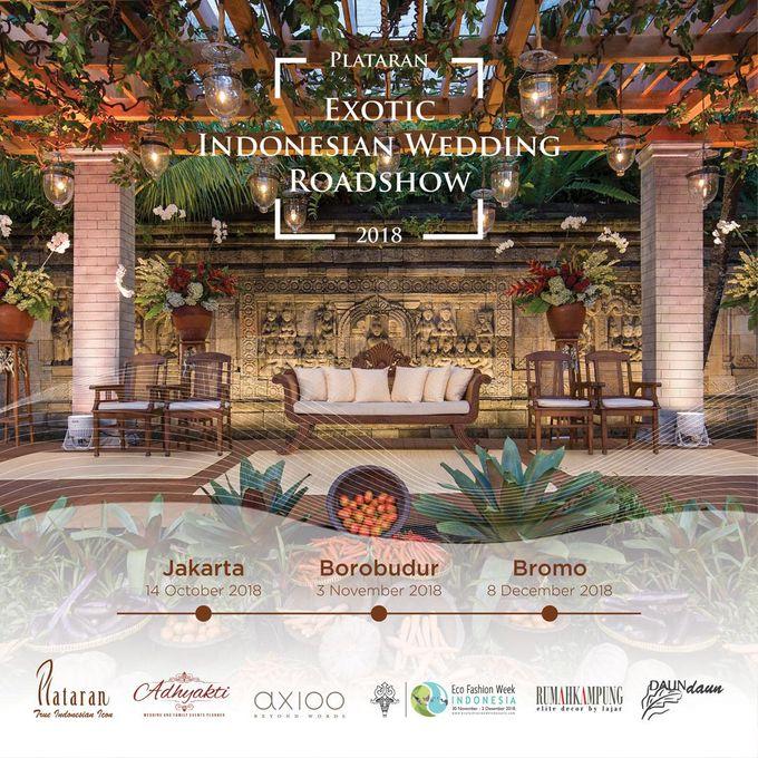 Exotic Wedding Destination Roadshow by Plataran Indonesia - 006