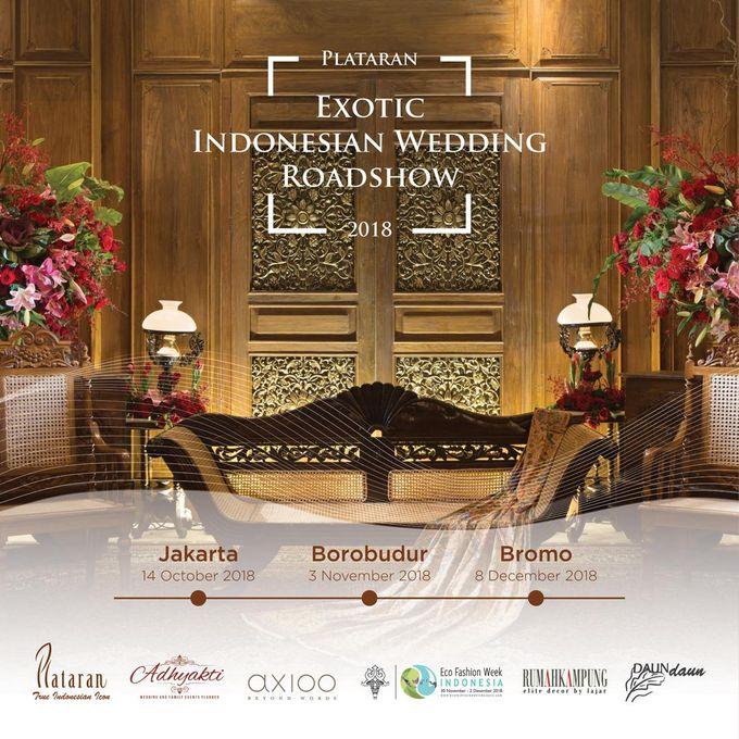 Exotic Wedding Destination Roadshow by Plataran Indonesia - 005