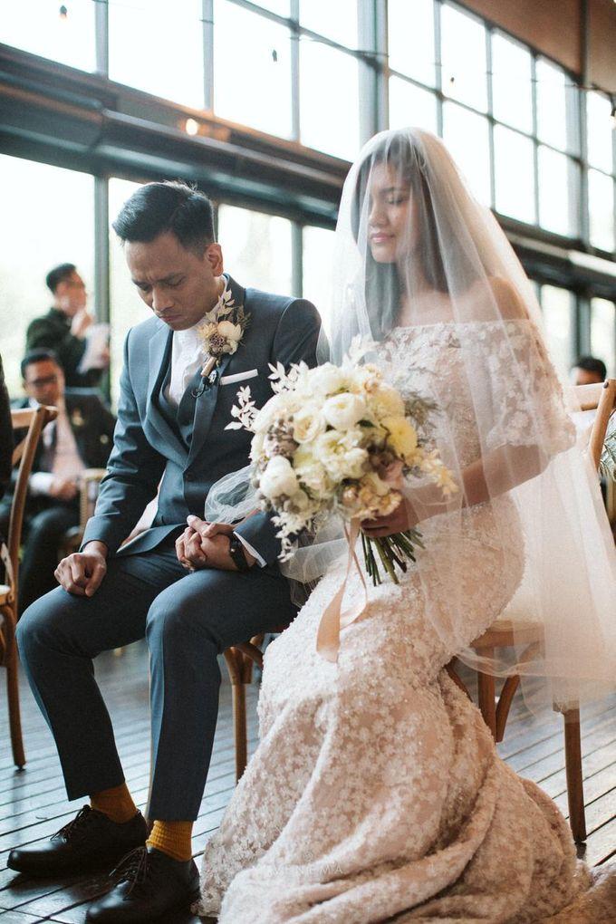 From Monita Tahalea & Bayu Risa Wedding by Signore Gift - 005
