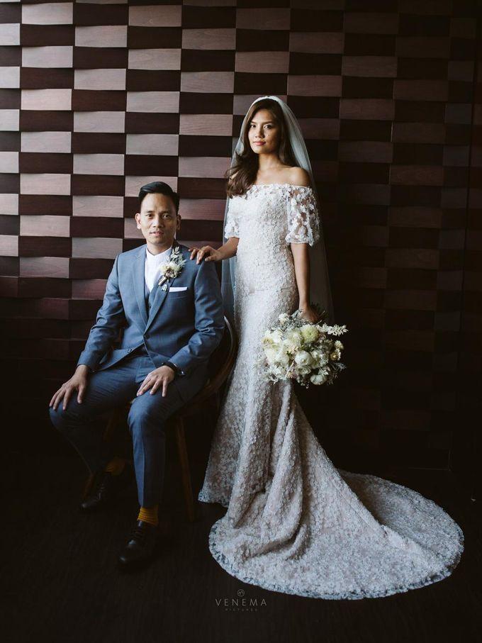 From Monita Tahalea & Bayu Risa Wedding by Signore Gift - 007