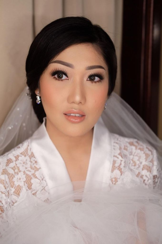 The Wedding by Vanny Adelina by VA Make Up Artist - 011