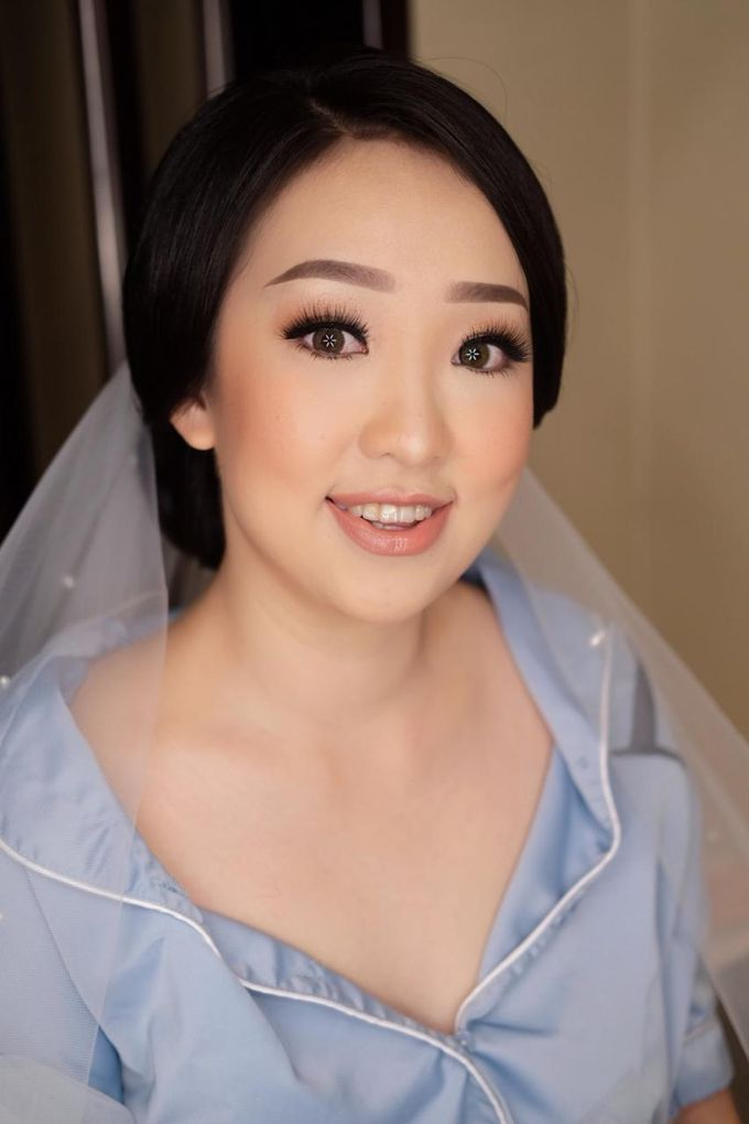 The Wedding by Vanny Adelina by VA Make Up Artist - 014
