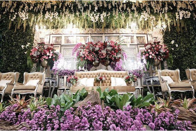 Wedding Nicko & DhyDhy by Hotel Sahid Jaya Lippo Cikarang - 001