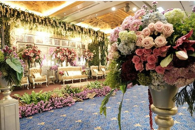 Wedding Nicko & DhyDhy by Hotel Sahid Jaya Lippo Cikarang - 002
