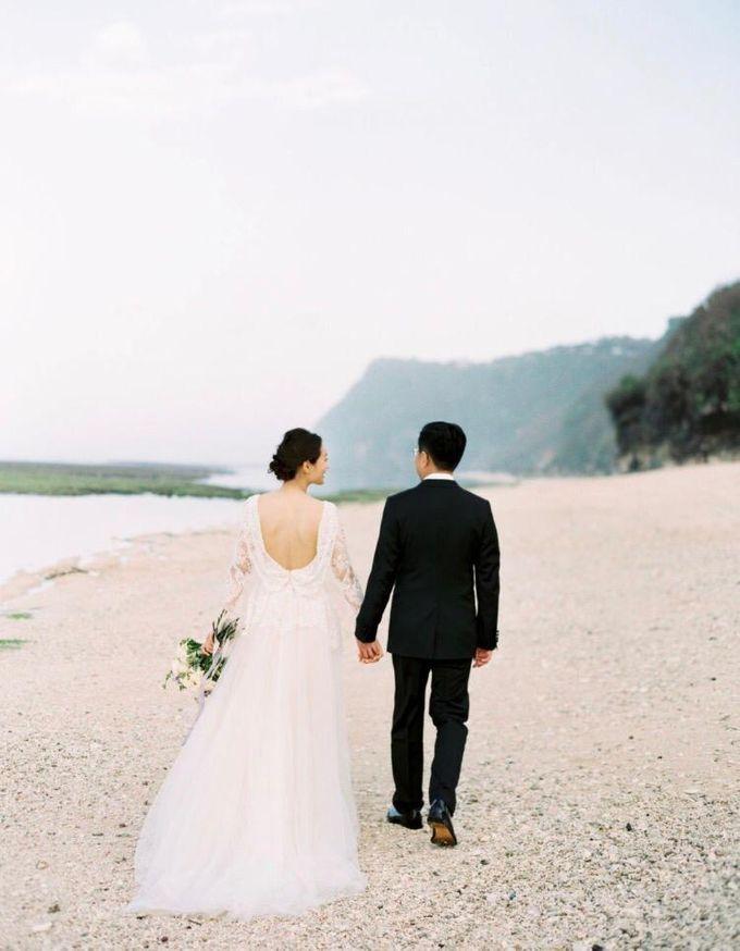 Min Yue & Zhang Tong Wedding by Veronica Halim Calligraphy - 004