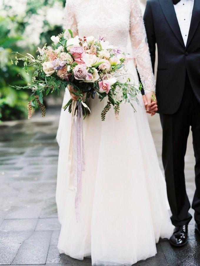 Min Yue & Zhang Tong Wedding by Veronica Halim Calligraphy - 011