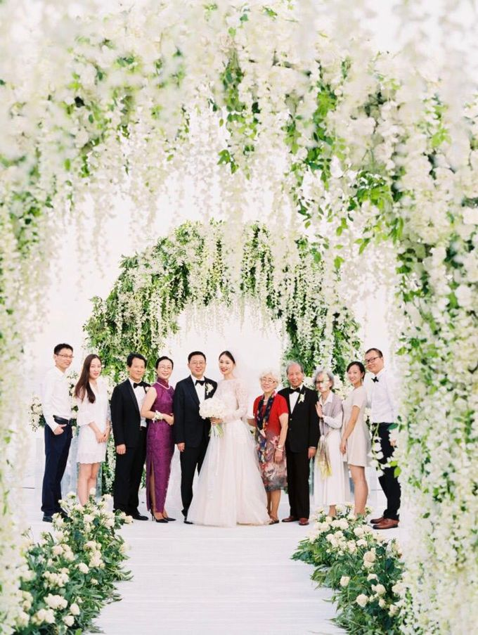 Min Yue & Zhang Tong Wedding by Flying Bride - 009