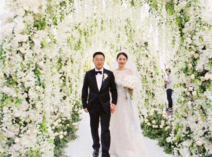 Min Yue & Zhang Tong Wedding by Veronica Halim Calligraphy - 005