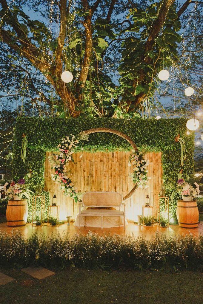 ANGGI & WIKA by Raffles Hills Cibubur - On Green Garden Venue - 002