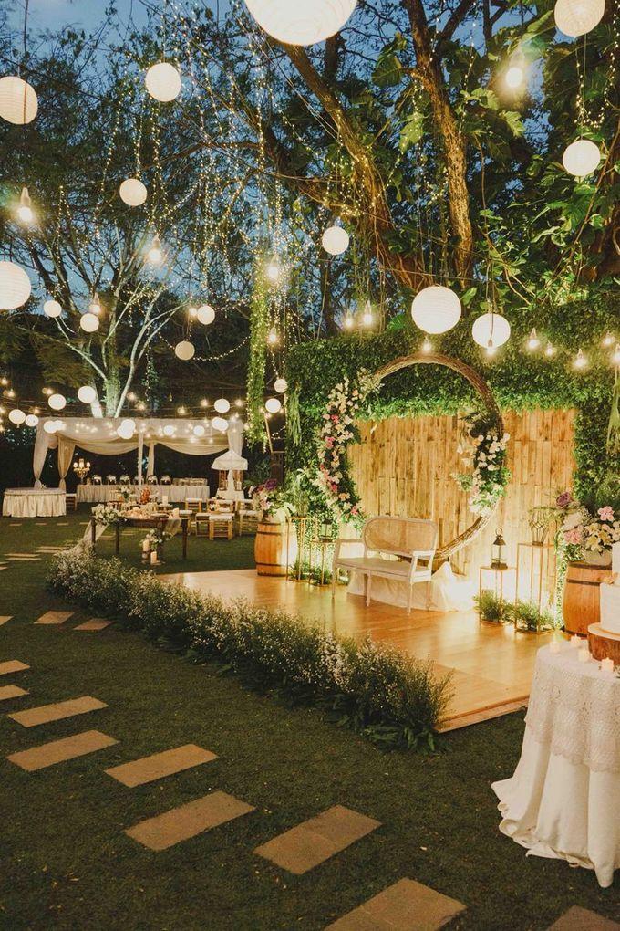 ANGGI & WIKA by Raffles Hills Cibubur - On Green Garden Venue - 004