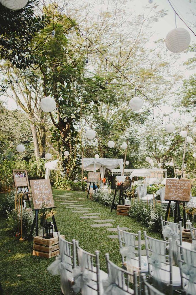 ANGGI & WIKA by Raffles Hills Cibubur - On Green Garden Venue - 008