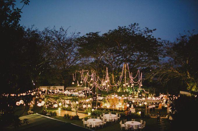 ANGGI & WIKA by Raffles Hills Cibubur - On Green Garden Venue - 009