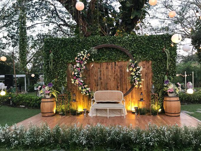 ANGGI & WIKA by Raffles Hills Cibubur - On Green Garden Venue - 011
