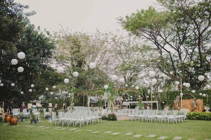 ANGGI & WIKA by Raffles Hills Cibubur - On Green Garden Venue - 013