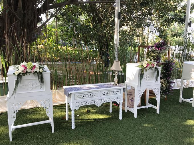 ANGGI & WIKA by Raffles Hills Cibubur - On Green Garden Venue - 014