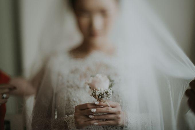 Wedding Hendry & Dennisa by MARK & CO - 009