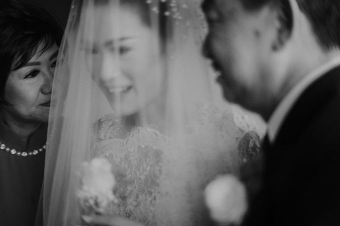 Wedding Hendry & Dennisa by MARK & CO - 010