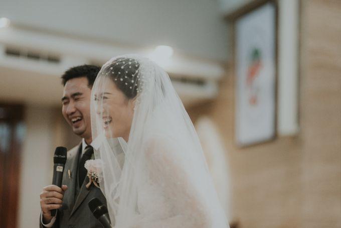 Wedding Hendry & Dennisa by MARK & CO - 011
