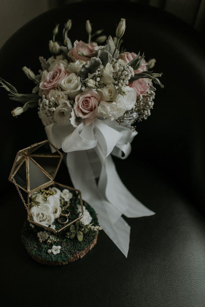 Wedding Hendry & Dennisa by MARK & CO - 004