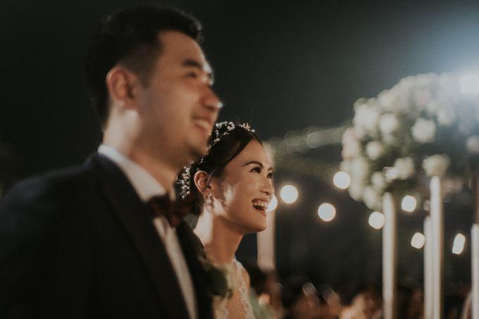 Wedding Hendry & Dennisa by MARK & CO - 014