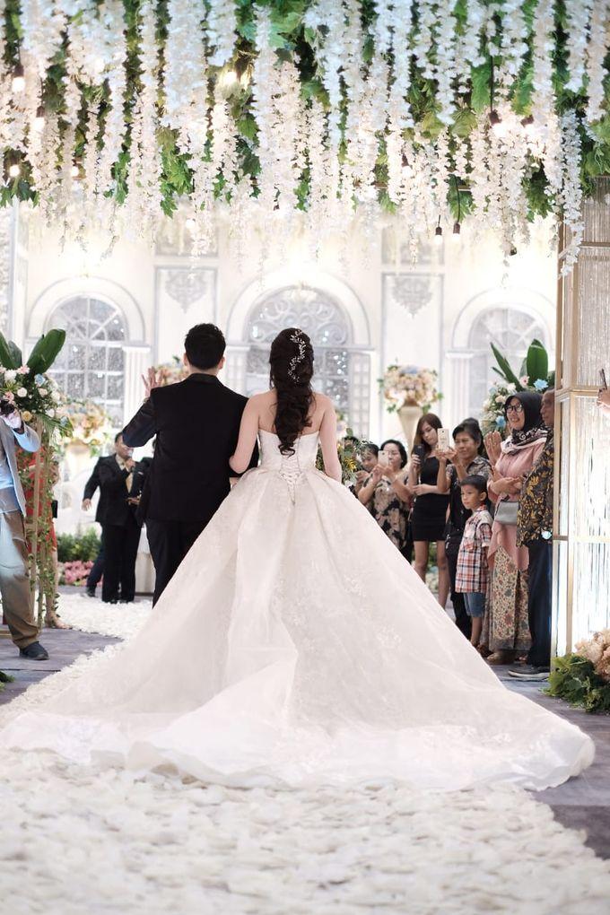 Kiki & Candy  Wedding Day by Elina Wang Bridal - 002